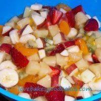 Tastes Like Summer Fruit Salad