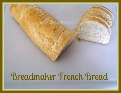 Breadmaker French Bread