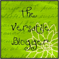 Chicken Enchilada Soup and the Versatile Blogger Award