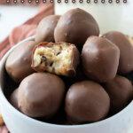 cookie dough truffles pin