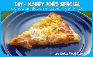 DIY – Happy Joe's Special