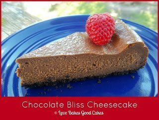 Chocolate Bliss Cheesecake – Crazy Cooking Challenge