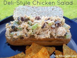 Deli-Style Chicken Salad