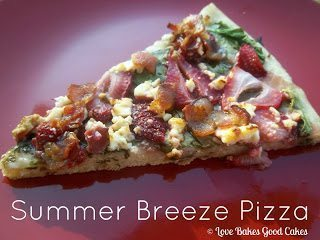 Summer Breeze Pizza