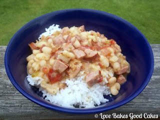 Guest Post – White Beans with Rice