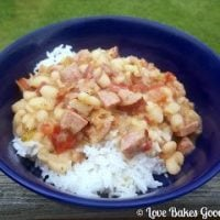 White Beans with Rice