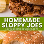 sloppy joes pin collage