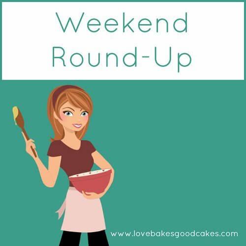 Weekend Round-Up {4-27-13}