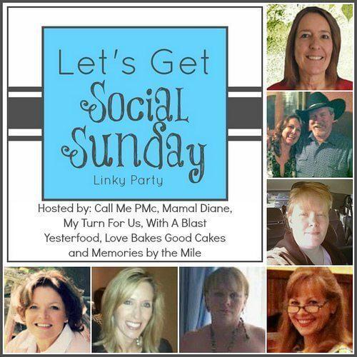 Let's Get Social Sunday #18