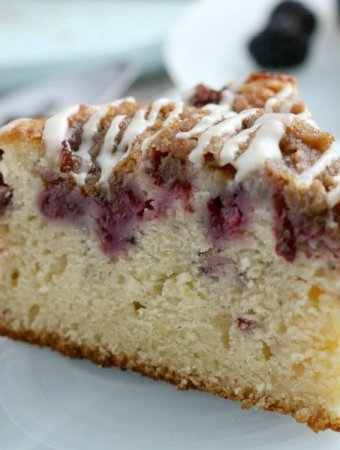 coffee cake for Mother's Day