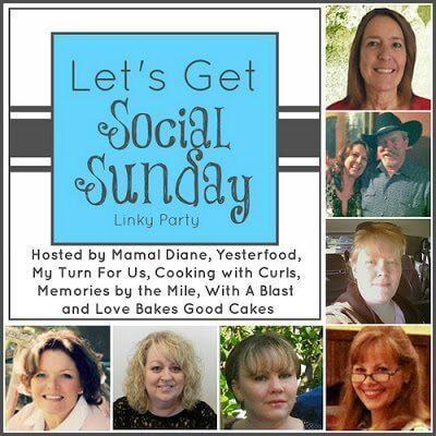 Let's Get Social Sunday #34