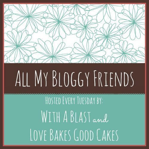 All My Bloggy Friends #60
