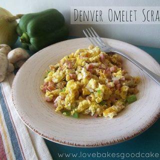 Denver Omelet Scramble