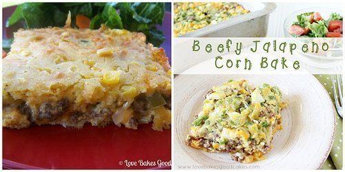 Update – Beefy Jalapeno Corn Bake