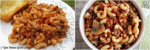 Update – One Pot Goulash