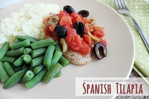 Spanish Tilapia