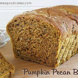 Pumpkin Pecan Bread