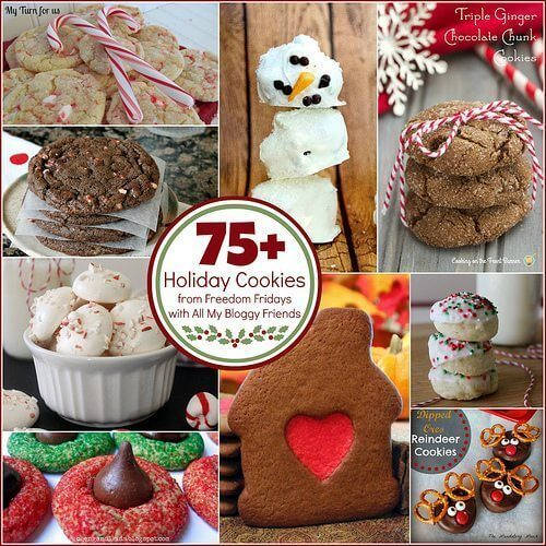 Holiday Cookie Round-Up from Freedom Fridays