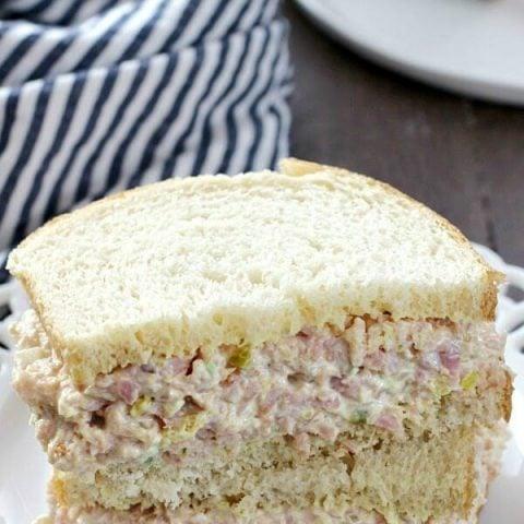 Iowa Ham Salad