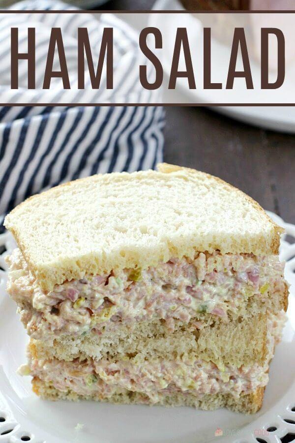 Ham Salad Recipe With Leftover Ham