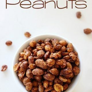 Barbecued Peanuts