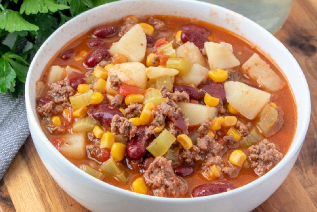 bowl of shipwreck stew