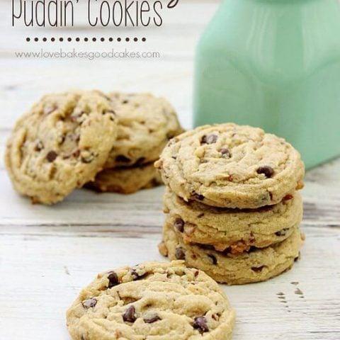 Elvis Puddin' Cookies