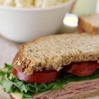 Classic Ham Sandwich