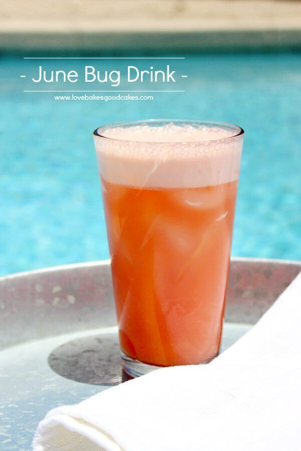 June Bug Drink