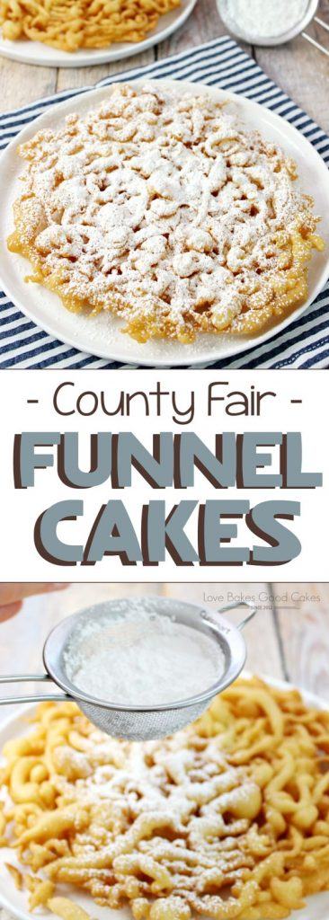 County Fair Funnel Cakes