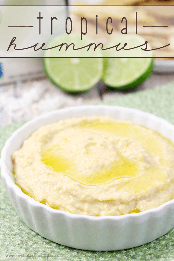 Tropical Hummus