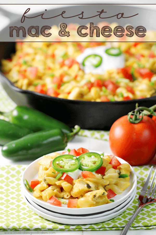 Fiesta Mac & Cheese