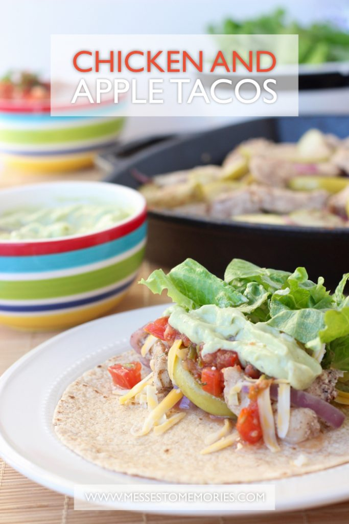 Chicken and Apple Tacos – Eat Healthy 2016