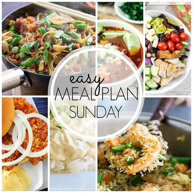 Easy Meal Plan #42