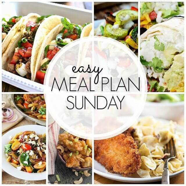 Easy Meal Plan #47