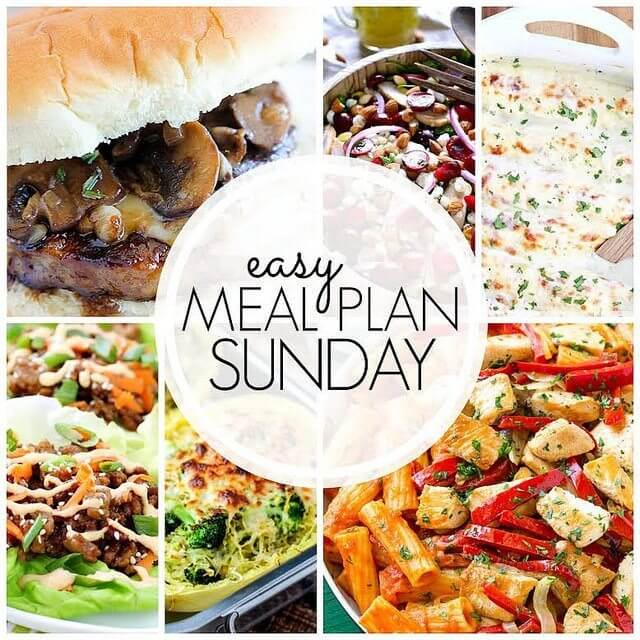 Easy Meal Plan #51