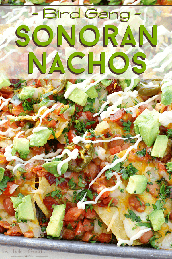 Bird Gang Sonoran Nachos