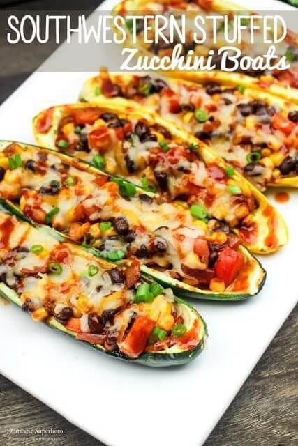southwestern-stuffed-zucchini-boats