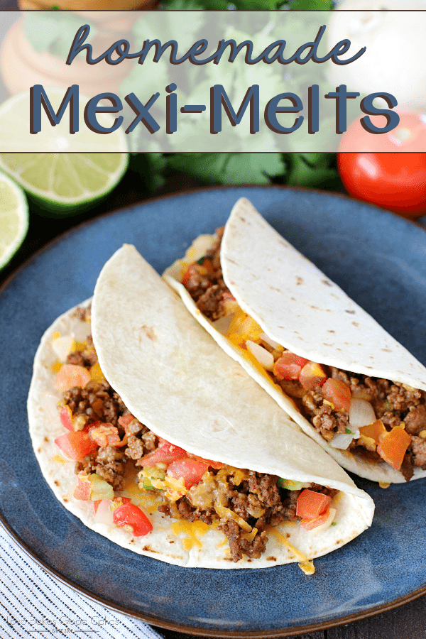 Homemade Mexi-Melts