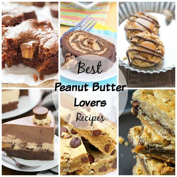 Best Peanut Butter Recipes!