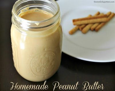 Homemade Peanut Butter picture