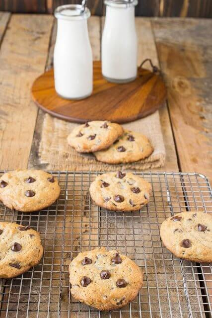 Peanut Butter Chocolate Chip Cookies picture