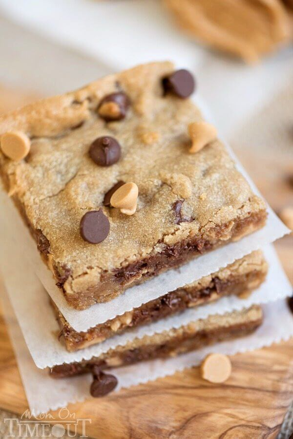 Peanut Butter Chocolate Chip Brownies picture