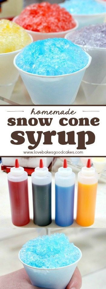 homemade-snow-cone-syrup-collage-image
