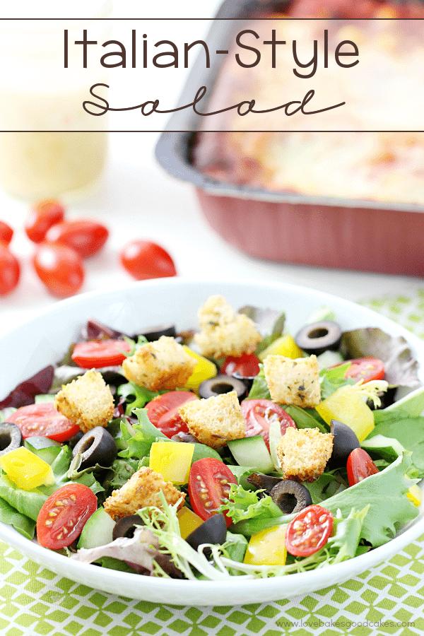 Italian-Style Salad