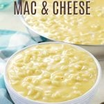 Skip the blue box and make this Creamy Stovetop Mac & Cheese instead. Simple, quick, and full of cheesy deliciousness - it'll become a family favorite!