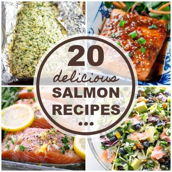 20 Delicious Salmon Recipes