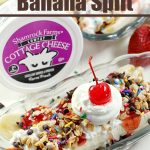 Breakfast is anything but boring when this Easy Breakfast Banana Split recipe makes an appearance! Cottage cheese naturally provides the healthy protein you need to power through the day.