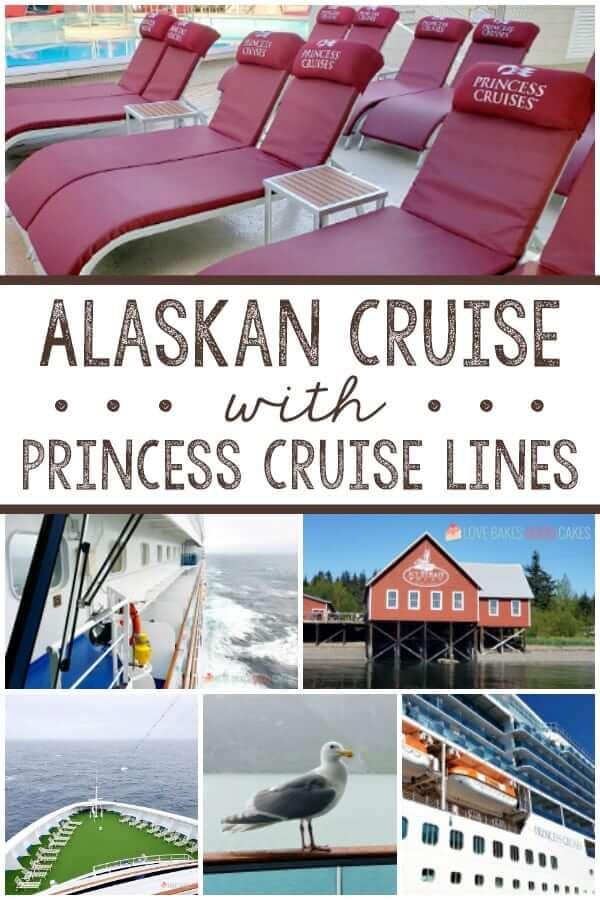 Alaskan Cruise with Princess Cruise Lines