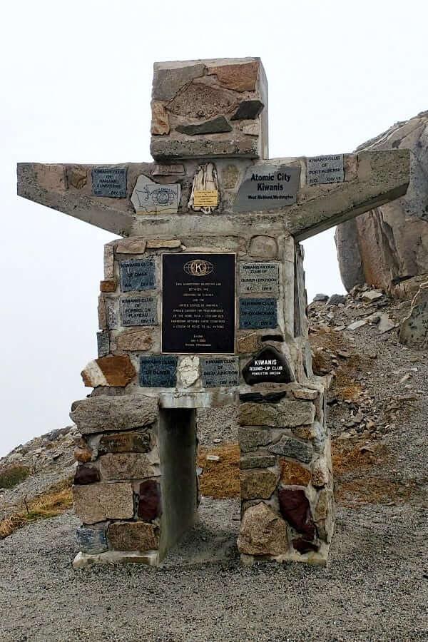 alaska statue